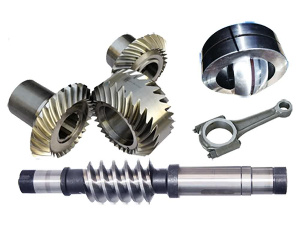 Metal parts (6)