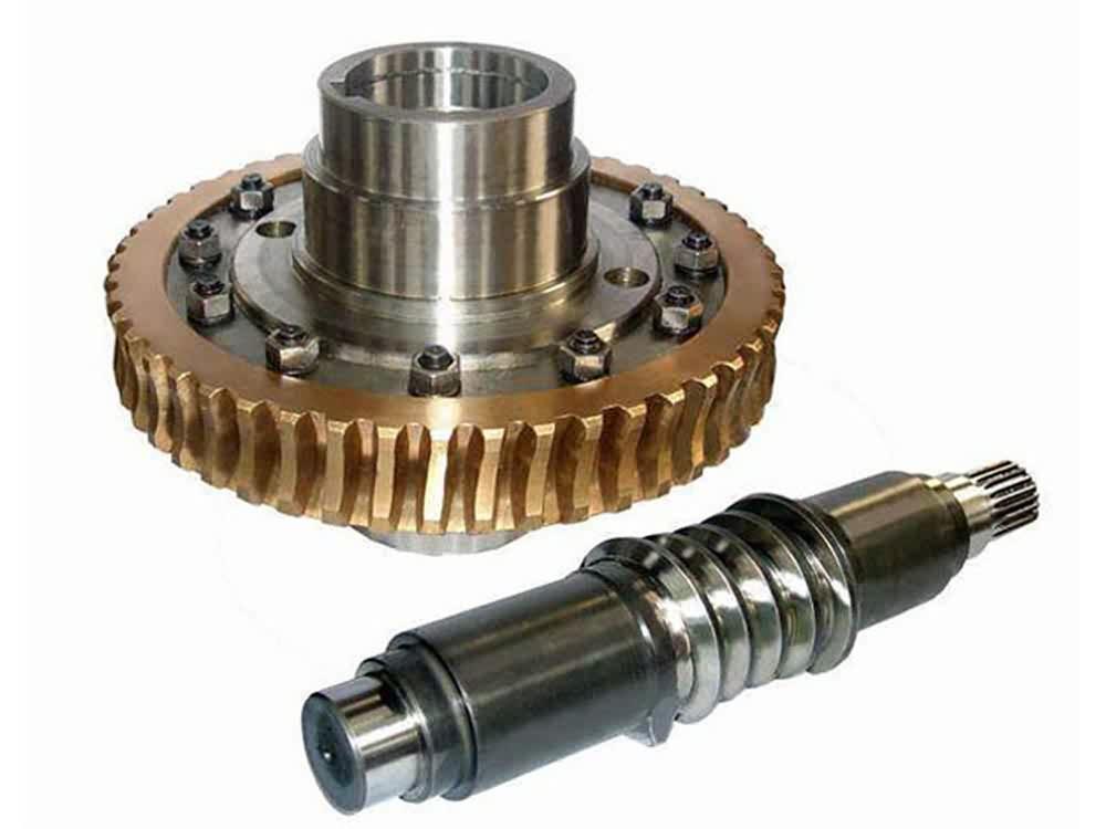 Metal parts (5)