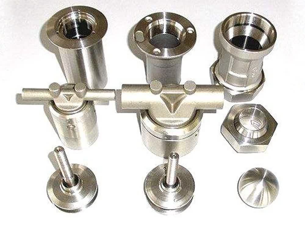 Metal parts (10)